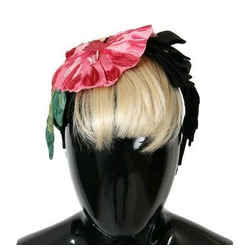 Dolce & Gabbana Floral Roses Hair Sicily Women's Headband