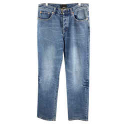 3.1 Phillip Lim Size 33 X 34 Indigo Wash Denim Jeans
