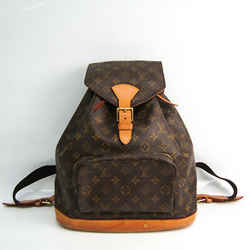 Louis Vuitton Monogram Montsouris M51135 Women's Backpack Monogram FVGZ000251