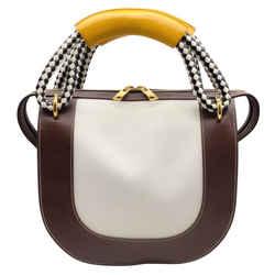 Marni Bonnie Rope Handle Shoulder Bag
