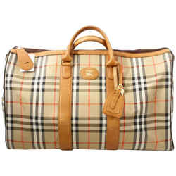 Burberry Nova Check Boston Duffle Bag 862141