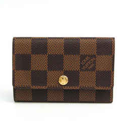 Louis Vuitton Damier Multicle 6 N62630 Unisex Damier Canvas Key Case Eb BF526826