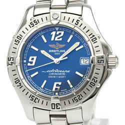 Breitling Colt Quartz Stainless Steel Women's Sports Watch A57350 BF523500