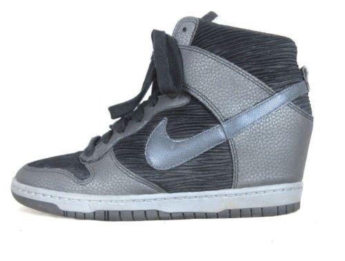 9 - Nike Dunk Sky Hi Womens 528899-015
