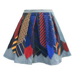 """My Pair Of Jeans - """"ties"""" Skirt"""