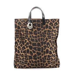 Special Shopping Tote Printed Canvas Large