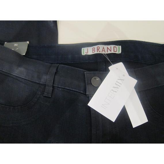 New with Tags! J Brand Dark Denim Coated Skinny Jeans Size 31 (Item No. 10331)