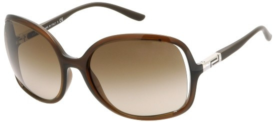 Versace Sunglasses - Plastic Brown