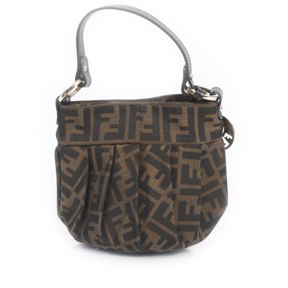 Fendi 'Chef' Mini Cuoco Zucca Handbag