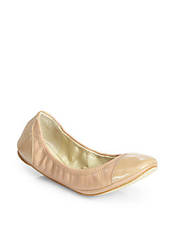 Nude Flats by Saks