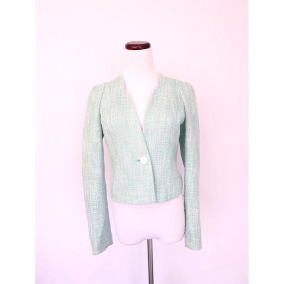 Hinge Tweed Blazer