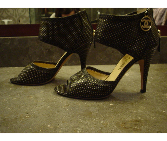 Gorgeous 100% Authentic Chanel Shoes - A Steal!!!