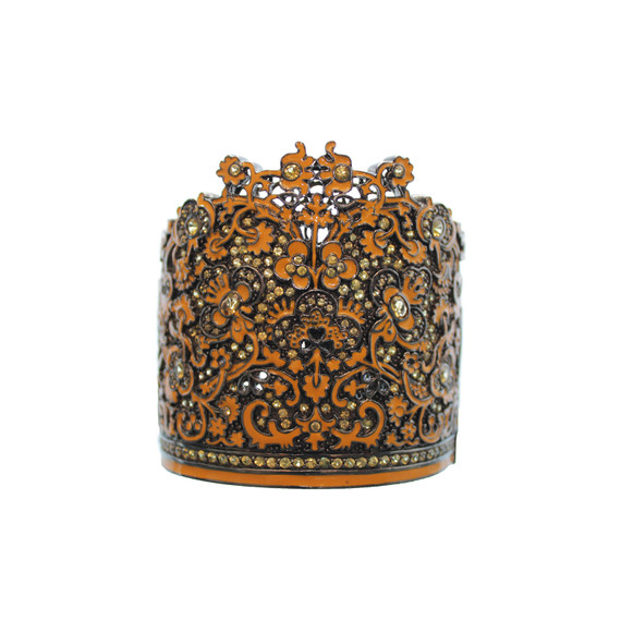 MCL by Matthew Campbell Laurenza Crown Cuff