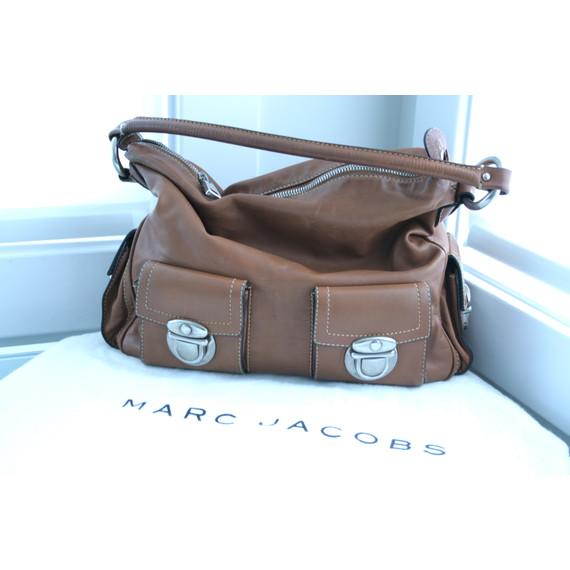 Tan MARC JACOBS Handbag Purse