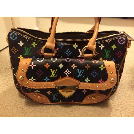 Multicolored LV Bag