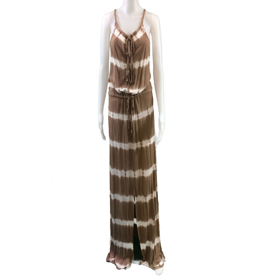 Young Fabulous and Broke Dip Dyed Maxi