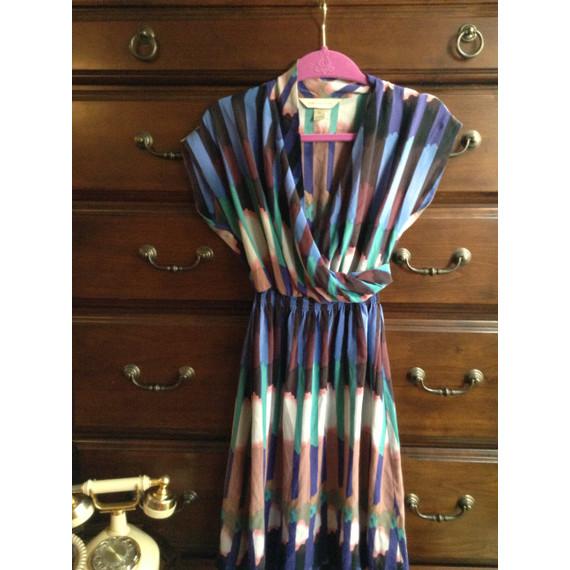 Presley Skye multicolor dress