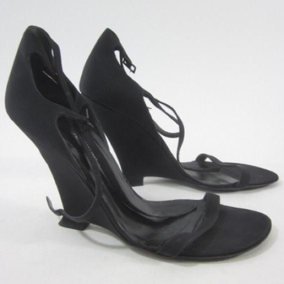 YSL Wedge Sandal