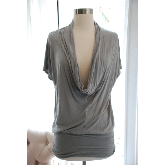 Ella Moss Gray Top