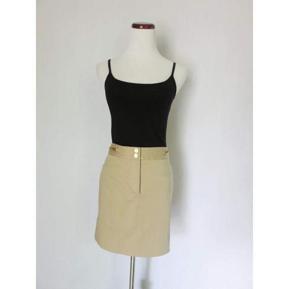 NEW Micheal Kors Khaki Skirt