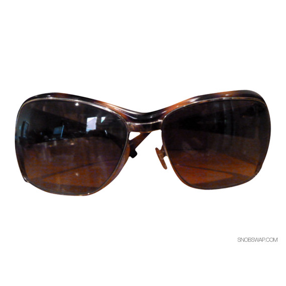 Tom Ford Gold Wire Sunglasses