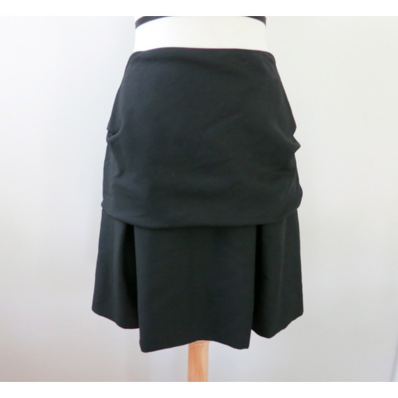 Phillip Lim 3.1 Black Mini Skirt From Mary's Closet - The Real Housewives of DC