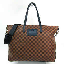 Louis Vuitton Damier Hippo N41242 Men's Shoulder Bag,Tote Bag Ebene,Nav BF522274