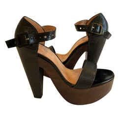 Robert Clergerie Platform Sandal