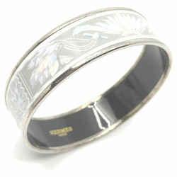Hermes Cloisonne Enamel Bangle Bracelet cuff 862001