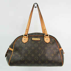 Louis Vuitton Monogram Montorgueil PM M95565 Women's Boston Bag Monog FVGZ000272