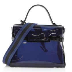 Tempete Top Handle Bag Vinyl GM