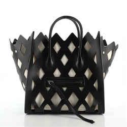 Phantom Bag Cut Out Leather Medium