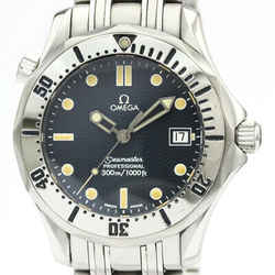 Polished OMEGA Seamaster Professional 300M Steel Mid Size Watch 2562.80 BF515781