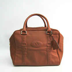Mulberry Women's Leather Handbag Brown Bf504967