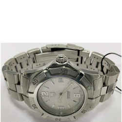 Tag Heuer 2000 Exclusive Wn2110 Stainless Steel Automatic Watch