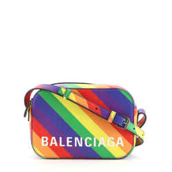 Everyday Camera Bag Printed Leather XS