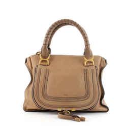 Marcie Shoulder Bag Leather Medium