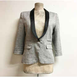 Smythe Tuxedo Style Blazer
