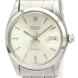 Vintage ROLEX Oyster Date Precision 6694 Steel Hand Winding Mens Watch BF525132