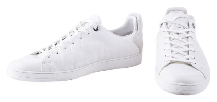 Louis Vuitton Front Row Sneakers Size