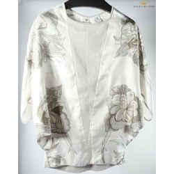 Hermes Mythiques Phenix Silk Blouse