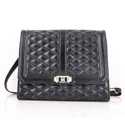 Rebecca Minkoff Crossbody Shoulder Bags Black Size 9 Authenticity Guaranteed