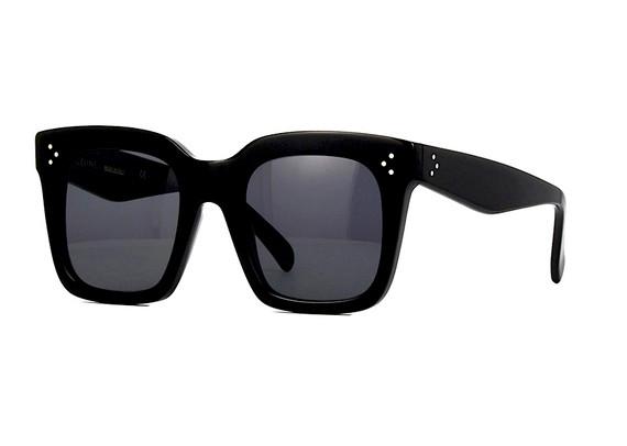 New Black Celine Tilda Sunglasses - Cl 41076 807 - Free 3 Day Shipping