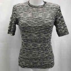 Missoni Grey Knit Blouse Medium