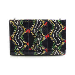 YSL Kate Snakeskin Crossbody Bag