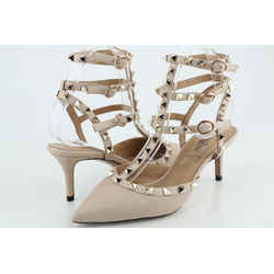 Valentino Rockstud Caged Pump 65MM