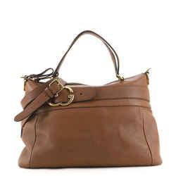 Ride Top Handle Bag Leather Medium