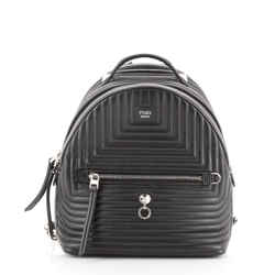 DotCom Backpack Quilted Leather Mini