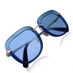 Roberto Cavalli Mint Women Blue Sunglasses RC1140 5386X 53-21 140 mm