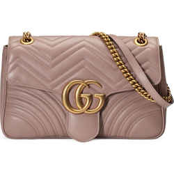 New Gg Marmont 2.0 Matelass Medium Bag